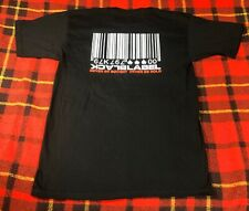 Black Label Skateboard Brand T-shirt Never Be Bought Never Be Sold Rare Black