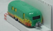Busch Airstream Wohnwagen 1:87 suber detail