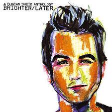 Brighter/Later: A Duncan Sheik Anthology [Digipak] by Duncan Sheik CD NEW Sealed