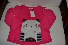 catimini tee shirt neuf 3 ans avec le chat fait doudoud devant superbe