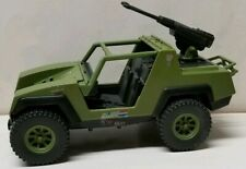 Vintage 1982 GI JOE GREEN VAMP V1 with rear gun #2