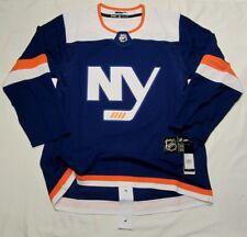 NEW YORK ISLANDERS size 52 = LARGE  3rd Style ADIDAS NHL HOCKEY JERSEY Alternate