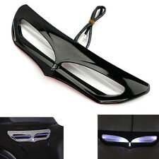 LED Fairing Intake Trim Vent Accent For Harley Tri Glide Ultra FLHTCUTG 14-17