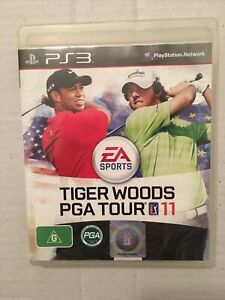 PS3 - Tiger Woods PGA Tour 11. Complete with manual. PAL.