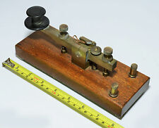 Quality morse code telegraph key by KENT