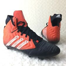 Adidas Filthy Quick D Football Cleats Von Miller Size 16 Shoes Orange G97831 New