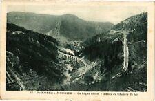 CPA De MOREZ á MORBIER-La Ligne et les Viaducs du Chemin de fer (263730)