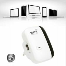 300Mbps Wireless Range Wifi Network Repeater Signal Extender Booster Amplified