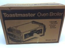 Vintage TOASTMASTER Oven Broiler Excellent condition! Model 5230 nib