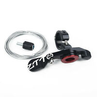 ZTTO Adjustable Mechanical MTB Seatpost Dropper Remote Lever Shifter Tools