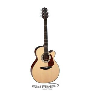 Takamine GN10CE NS Acoustic Electric Guitar with Cutaway G Series Natural Finish