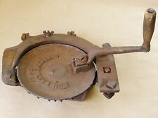 "vintage corn sheller "" The Run Easy Sheller """