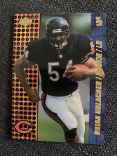 2000 Collector's Edge T3 #161 Brian Urlacher RC Rookie Serial #/1000 BEARS