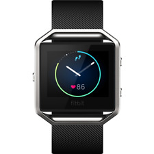 Fitbit Blaze Fitness Watch Large Black Fb502Sbkl