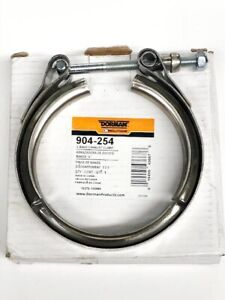Chevy GMC 6.5 L Diesel Exhaust Turbo V Clamp V Band Exhaust Clamp Downpipe Clamp