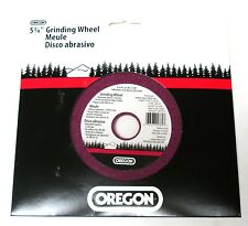 "OREGON 5-3/4"" x 1/8"" Grinding Wheel for Chainsaw Chain Bench Grinders  OR534-18A"