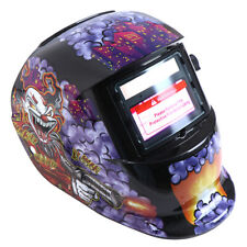 Solar Auto Darkening Electric Welding Helmet Arc Mig Tig Electric Welder Mask ZB