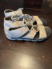 Sorel Lace Up Womens Sporty Sandals Shoes Size 9 EXCELLENT