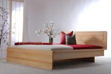 Massivholzbett Mandura Buche 180x200 Holzbett Doppelbett Bett Ehebett
