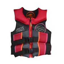 Hyperlite Girls Youth Neo Life Jacket 50-90 Lbs Vest USCG Approved NWT