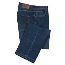 "Samuel Windsor Mens Stretch Denim Jeans Trousers Slim Fit Sizes 30 - 40"" NEW"
