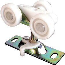 Prime-Line Products N 6848 Pocket Door Roller, Tri-Wheel, 1-Inch Flat Nylon Whee