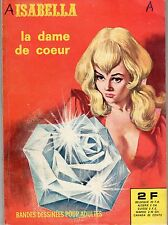 ISABELLA 32  LA DAME DE COEUR ELVIFRANCE 1971