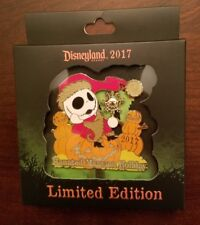 Disneyland Haunted Mansion Holiday 2017 Pin Nightmare Before Christmas LE 2,000