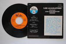 LES ALLIGATORS / EP BEL AIR ACX 135041 / 1980 ( F )
