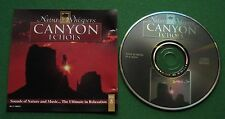 Nature Whispers 8 Canyon Echoes Ultimate Relaxation CD