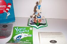 Dr. Seuss  On Top Of The World Porcelain Mint Condition Yertle The Turtle