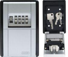 ABUS KeyGarage 787 B - bis zu 20 Schlüssel - 4-stelliger Code - Metallgehäuse