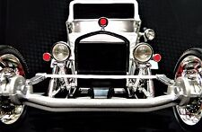1 Ford 1910s A Metal Model Vintage Hot T 12 Rod 64 Drag Race Car 24 Sport 18