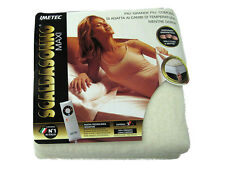 Scaldasonno maxi IMETEC letto matrimoniale 100% sensitive lana e merino LL2305