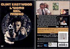 L'UOMO NEL MIRINO (Clint Eastwood) - DVD NUOVO E SIGILLATO, PRIMA STAMPA RARA
