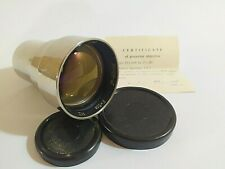 Lens RO-109-1A T 1,2/50mm Silver for 16mm movie projector high projection lens
