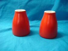 BEVANDE ROSSO RED CREAMER MILK JUG SET (2 PIECES) BRAND-NEW COMMERCIAL-QUALITY