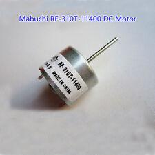 2PCS DC 3V 6V Mini 130 Motor Eje Largo Carbono Cepillo codificador de velocidad del motor para bricolaje