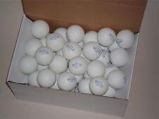 72 TT-Bälle Tischtennisbälle 40mm weiß 2-Stern-Qual.Der Sportler (Versand aus D)