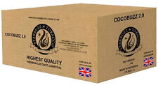 CocoBuzz 2.0 Natural Coconut Charcoal 10 Kg Lounge Pack