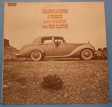 DELANEY & BONNIE & FRIENDS ON TOUR ERIC CLAPTON LP 1970 GREAT COND! VG++/VG+!!A