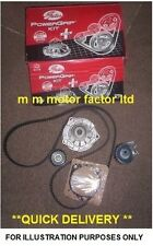 RENAULT TRAFIC 1.9 DCi 8v GATES TIMING CAM BELT KIT WITH WATER PUMP OE QUALITY