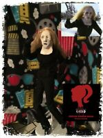 SALE!! CURTAINS Killer CUSTOM HORROR DOLL OOAK Action Figure