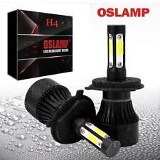 Car H4 4 Sides 1400W 21000LM HI-LO Beam COB LED Headlight Bulbs HB2 9003 6500K