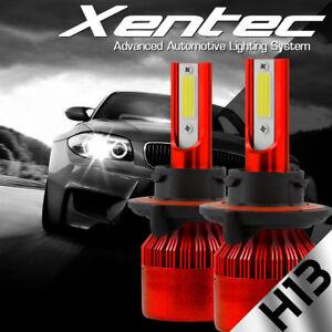 CREE H13 9008 488W 48800LM Car LED Headlights Conversion Kit Bulbs HI-LOW 6500K