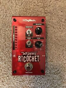 Digitech Whammy Ricochet Used Excellent Condition