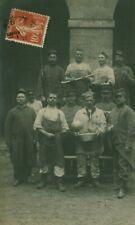 Photo ancienne soldats 125ème régiment d'Infanterie guerre 14 / 18  Poitiers