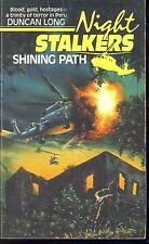 Night Stalkers Shining Path by Duncan Long (1991,Paperback)