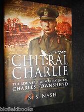 NEW Chitral Charlie: Rise & Fall of Major Charles Townsend - India Military/Raj