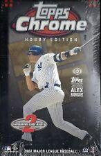 2007 Topps Chrome Baseball Hobby Box   Alex Gordon  Brandon Morrow  RC's ??